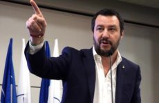 Salvini martedi a Fermo per nuova Questura . Tensione in città