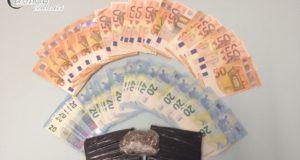 Nascondevano in auto un chilo di eroina, utile per migliaia di dosi. Due albanesi arrestati dai carabinieri