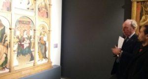 Anche un disegno inedito di Raffaello nella grande mostra su Cola dell'Amatrice e il Rinascimento ad Ascoli