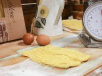Pasta fresca italiana in rassegna al Fico Eataly World di Bologna. Maccheroncini di Campofilone tra i protagonisti, disfida con il Piemonte