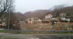 Burocrazia contro sfollati a Grisciano. Niente casette mobili e a spese proprie !