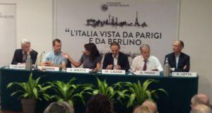 Prodi e Letta. Contro il populismo servono risposte nuove dell'Europa, superare nazionalismi