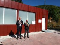 Ceriscioli inaugura il nuovo poliambulatorio di Arquata