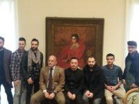 Musica, Dario Faini fa tappa ad Ascoli e si prepara per Sanremo