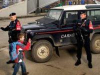 Amandola: minaccia barista con coltello e svuota la cassa, fermato dai carabinieri
