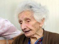 """""""Nonna Peppina """" fuori pericolo: è stata dimessa dall'ospedale, ora vive in casa figlia"""