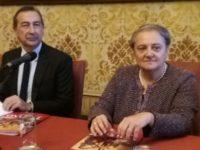 valeria mancinelli con giuseppe sala a milano, 4 dicembre