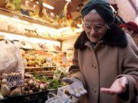 Consumi al palo per le famiglie marchigiane. Un terzo del reddito va in spese fisse o essenziali