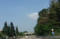 Ubriaco a folle velocità sull'Ascoli-Mare, multato per 17 mila euro