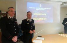 Raffica di furti d'auto. In corso blitz carabinieri tra Ascoli e Foggia, 15 arresti