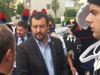 Salvini: revocare protezione pakistano arrestato a Fermo per molestie su minori