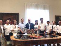 Export. Delegazione cinese ad Ascoli per studiare lavorazione carne e derivati