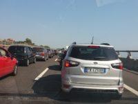 Chiusa autostrada a Grottammare, code sulla statale 16 San Benedetto
