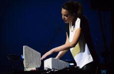 Gloria Campaner e le pietre sonore di Sciola. Domenica concerto evento alla Chiesa della SS Annunziata di Ascoli