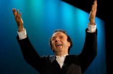 Roberto Benigni torna nelle Marche per recitare Dante. Ad Apiro e Jesi il 6 e 7 ottobre