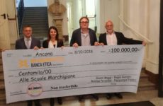 Da consiglieri Mov.5Stelle 100 mila euro per 11 progetti scuole Marche