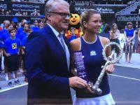Tennis. Camila Giorgi vince il torneo di Linz e sale al 28esimo posto Wta