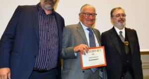Una vita per il vino. Massimo Bernetti premiato a Milano da Doctor Wine