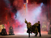 Il Gran Circo Rossini al Pergolesi di Jesi in prima assoluta. Giallo storico tra lirica e danza