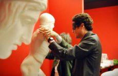 Il fascino del Museo Omero approda in Giappone. L'esperienza dell'arte attraverso il tatto, per i non vedenti