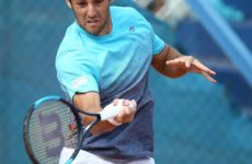 Australian Open: Grande prova di Stefano Travaglia, sconfitto solo in 5 set da Basilashvili ( 20 Atp)