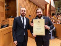 Cultura d'impresa. Fondazione Italia Usa premia studente di Castelleone di Suasa
