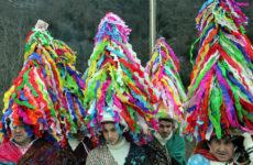 Festival dell'Appennino. Sabato il Carnevale storico di Pozza e Umito, con La Macina in concerto