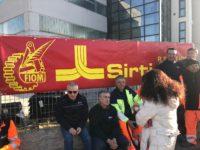Sirti (telefonia) licenzia 833 persone.  Sciopero e sit-in della Fiom ad Ancona