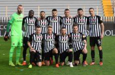 Calcio. Ottimo pareggio per l' Ascoli a Verona, 1-1