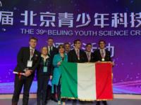 Studenti del Montani di Fermo vincono il primo premio in gara scientifica a Pechino