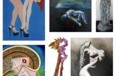 Il riflesso di Venere. A Castel di Lama mostra di 6 artisti sul fascino femminile
