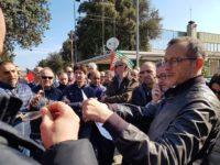 Pesaro, i francesi di Terreal chiudono la Pica dopo un solo anno. Sindaco Ricci al sit-in dei 60 lavoratori