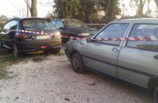 Raffica di furti d'auto a Civitanova. Tre foggiani denunciati dai carabinieri