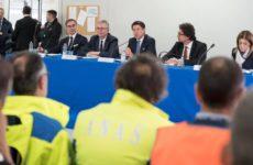 """Quadrilatero Marche- Umbria. Conte assicura Regioni e lavoratori: """"I cantieri ripartono"""""""