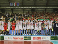 Volley. La Lube Civitanova campione d'Italia per la quinta volta