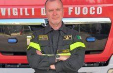 Vigili del Fuoco di Fermo. Paolo Fazzini è il primo comandante provinciale