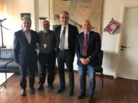 """""""Servizi sanitari resteranno a Camerino"""". Nuovo sindaco Sborgia a confronto con Ceriscioli"""