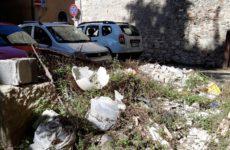 Il degrado di Ascoli. Discarica rifiuti speciali in Corso Mazzini, Italia Nostra denuncia