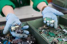 Marche, raccolta record di rifiuti tecnologici nel 2018 : +52%