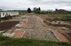 Un Tempio di Giove emerge dagli scavi archeologici a Suasa