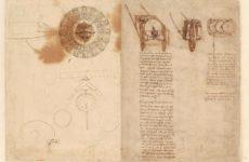 """Leonardo, Vitruvio e i disegni del """"Codice Atlantico"""". Grande mostra a Fano dall'11 luglio"""