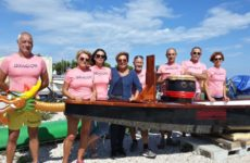"""Una """"Dragon Boat """" per riabilitare le donne operate al seno"""