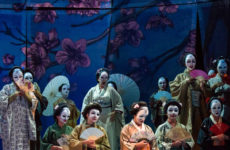 Madama Butterfly inaugura la stagione del Teatro Pergolesi