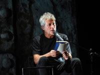 29/06/2018  61 Festival dei 2 Mondi di Spoleto. Teatro Caio Melisso Spazio Carla Fendi, spettacolo Alessandro Baricco legge Novecento