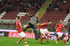 L'Ascoli domina a Perugia ma non sfonda : finisce 1-1