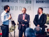 Federico Quaranta nuovo testimonial di Bovinmarche