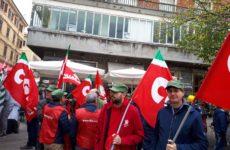 Edilizia in crisi nera, sindacati in piazza