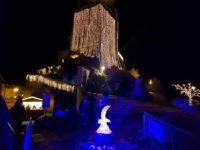 """A Frontone si inaugura in notturna il """"Castello di Babbo Natale"""""""