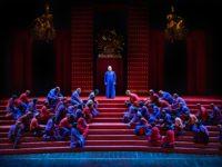 """Attesa a Fermo per la Turandot """"incompiuta"""" del 1926, regia di Pizzi"""
