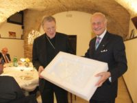 Il cardinale Parolin commemora De Gasperi a Pesaro